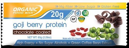Organic food bar inc